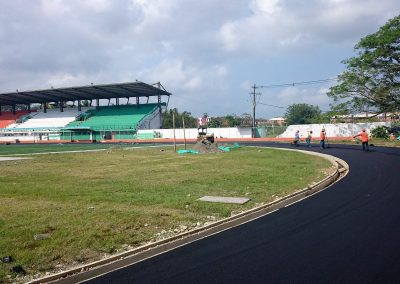 Estadio Santa Cruz Rambay Apartadó